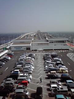 海ほたる→横浜