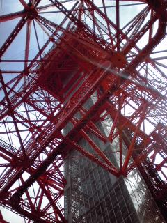 東京タワー、その1