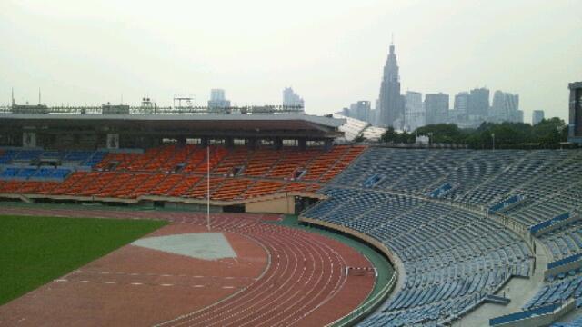 国立競技場☆スタジアムツアー⑪完結。
