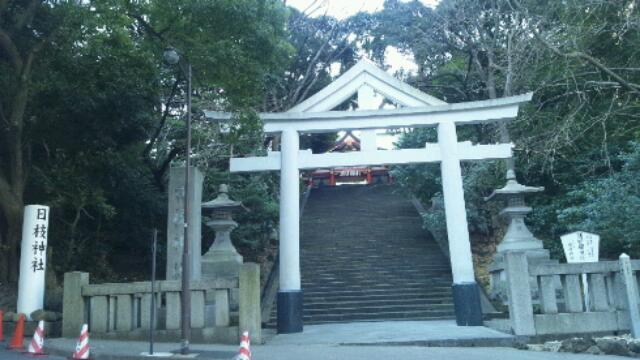 嵐さんゆかりの地巡り②☆日枝神社