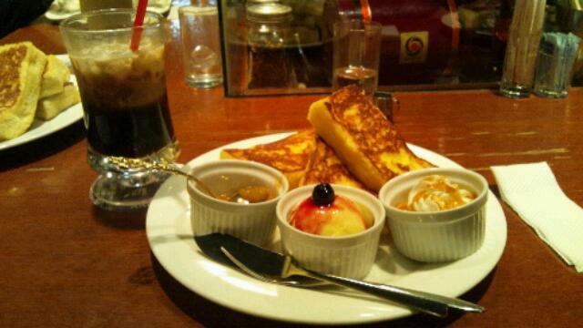 嵐さんゆかりの地巡り⑤☆ニノちゃんが食べたフレンチトースト