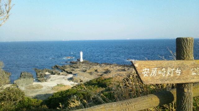 ショコ潤ロケ地☆三浦半島・城ヶ島②