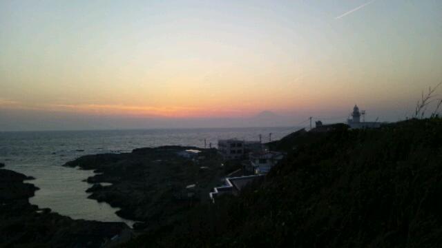 嵐さんゆかりの地巡り☆ショコ潤ロケ地・城ヶ島⑥